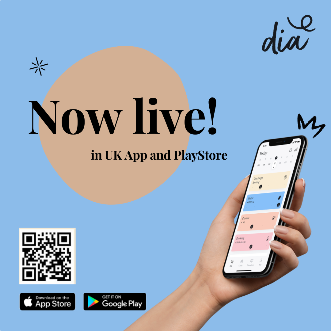 Dia is Now live